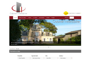cabinet-i-immobilier joomla